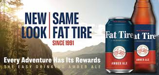 New Belgium Brewing and Fat Tire Announce Support of The Outdoor State Campaign on Earth Day's 50th Anniversary