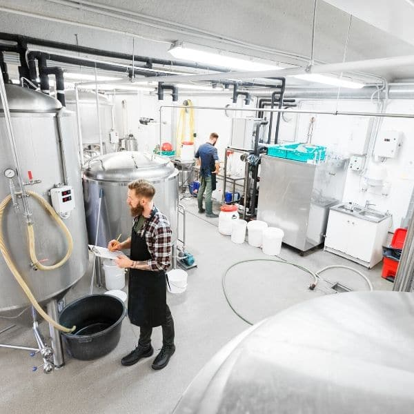 They'd rather talk about beer. But wastewater is the hot topic for R.I. brewers.