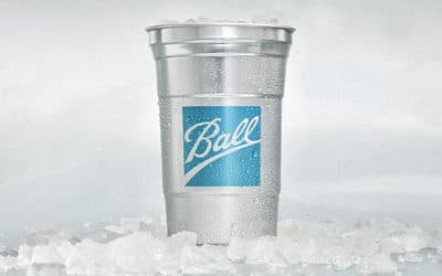 Ball Announces National Partnership With Blue Ocean Innovative Solutions for Retail Launch of the Ball Aluminum Cup™