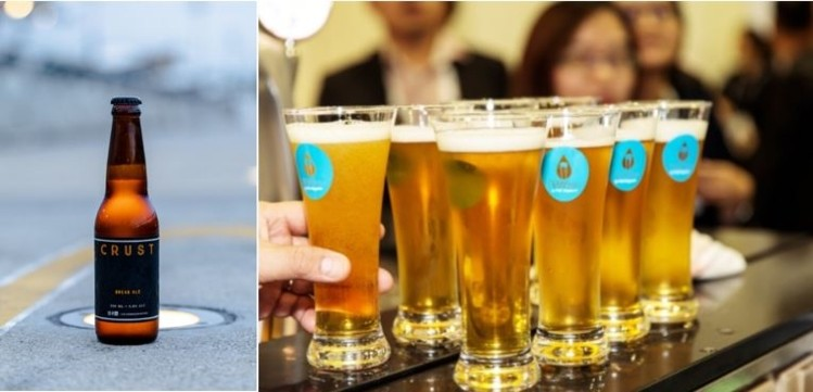 Eco Booze: Singapore brewers going green by using leftover bread and treated water