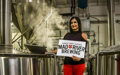 Mad River Brewing Unveils First Logo Under Yurok Ownership Emblem, Honors Company's Original Ethos, Tribal Heritage