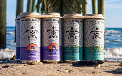 Breweries Worldwide Increasingly Ditching Plastic Beer Can Carriers For Eco-Friendlier Ones