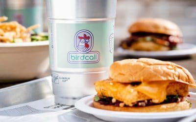 Fast Casual Chain Birdcall Introducing Ball Aluminum Cup™ to Cut Down on Single-Use Plastic