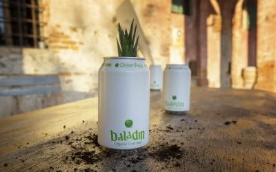 """Italian Craft Brewer Baladin Launches """"Nazionale"""" Beer to Celebrate World's First Sustainable Retail Park"""