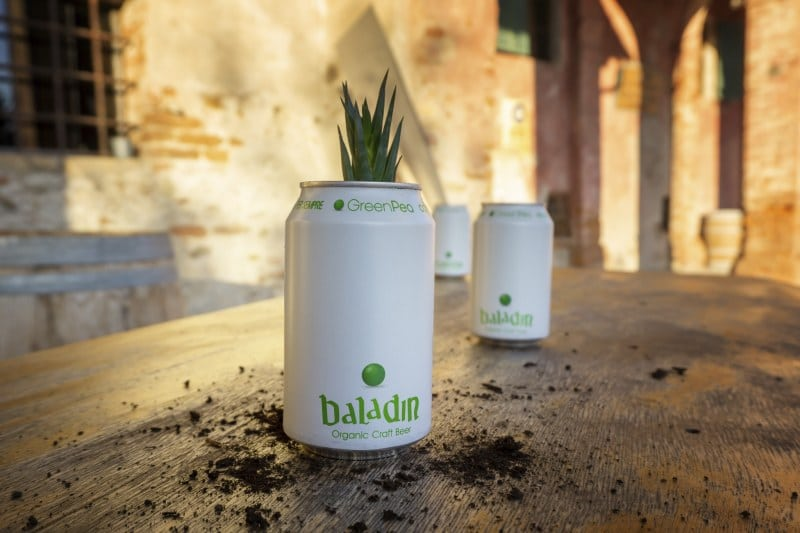 "Italian Craft Brewer Baladin Launches ""Nazionale"" Beer to Celebrate World's First Sustainable Retail Park"