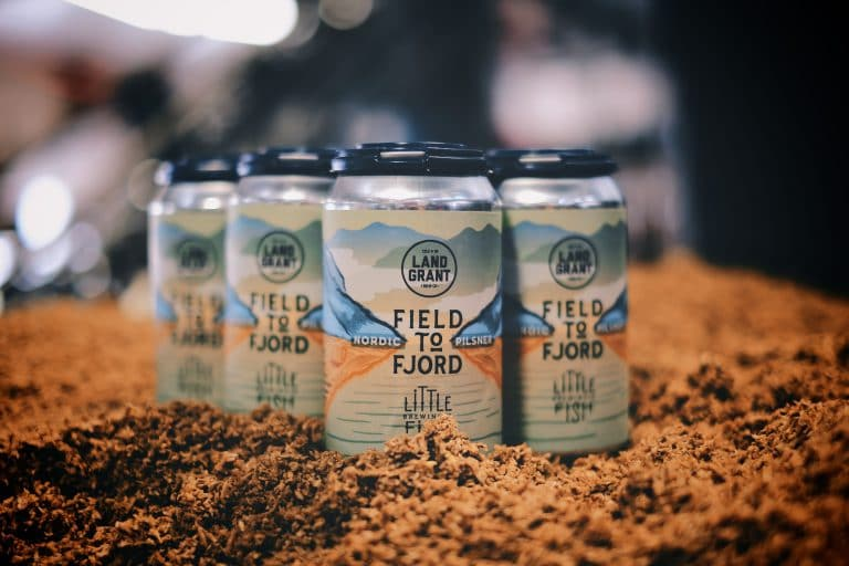 Land-Grant Brewing and Little Fish Brewing Collaborate to Release Field to Fjord