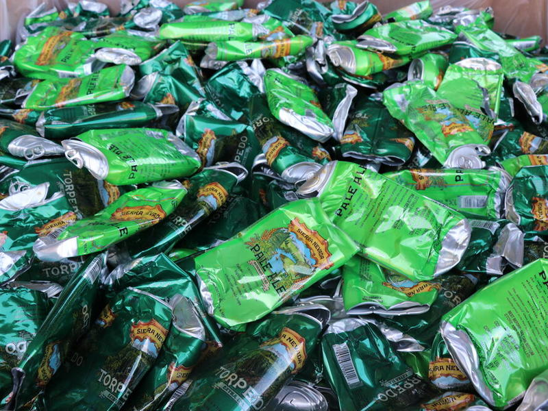Sierra Nevada forms Brewery Recycling Cooperative