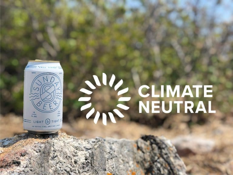 Sunday Beer Commits to Becoming NYC's First Climate Neutral Beer