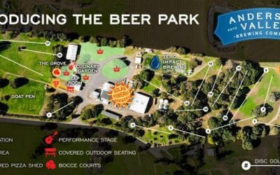 Anderson Valley Brewing Announces 30-Acre Beer Park