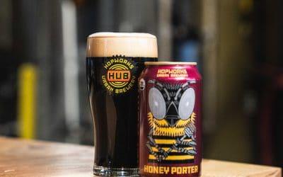Hopworks Releases Buzzworthy New Beestly Organic Honey Porter