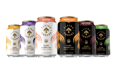 Beverage Maker Flying Embers Implements Earthly Labs CO2 Capture Technology